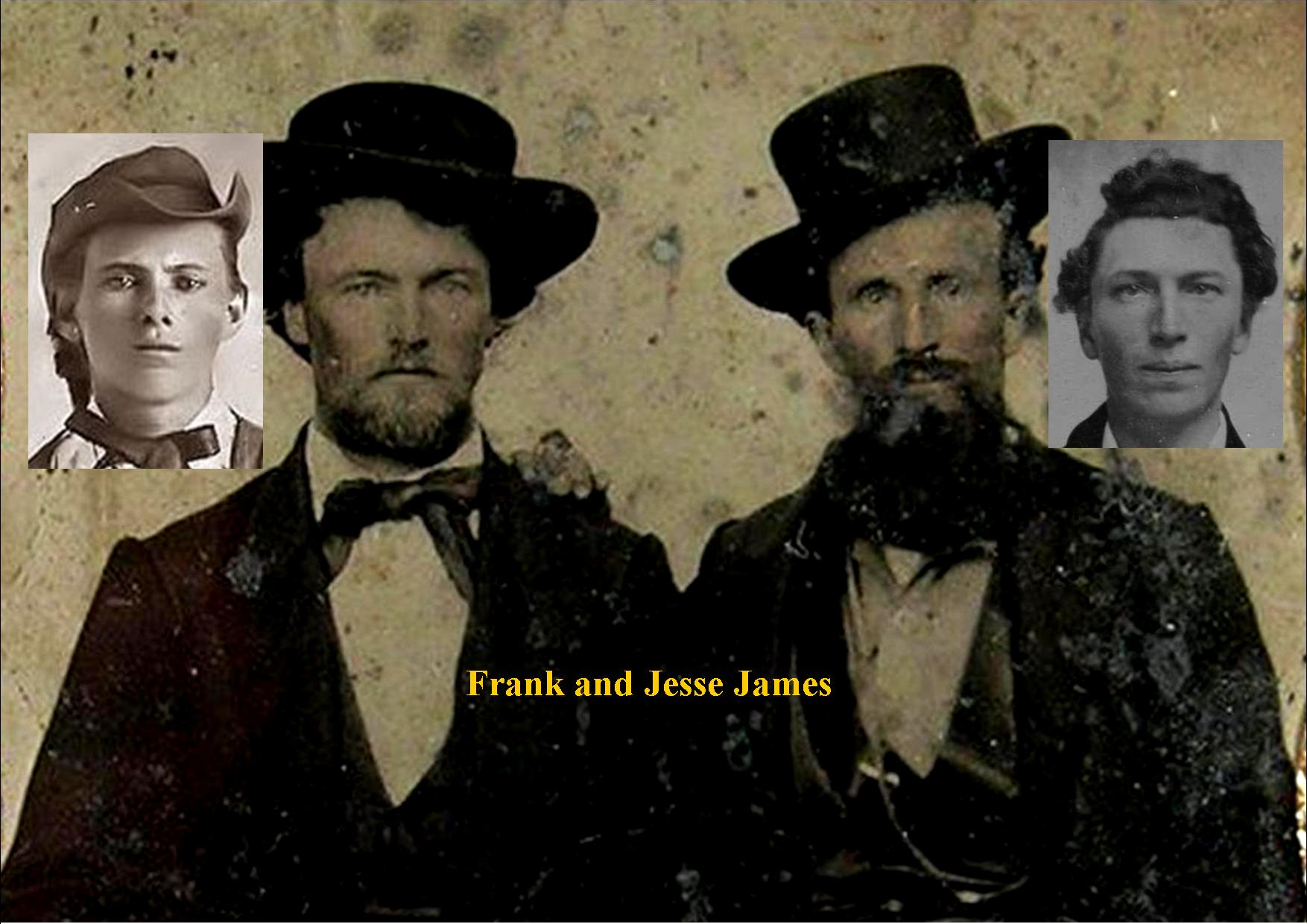 Jesse James Photo Album
