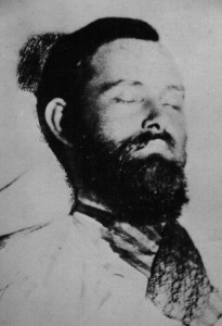 Death Photo of Jesse James