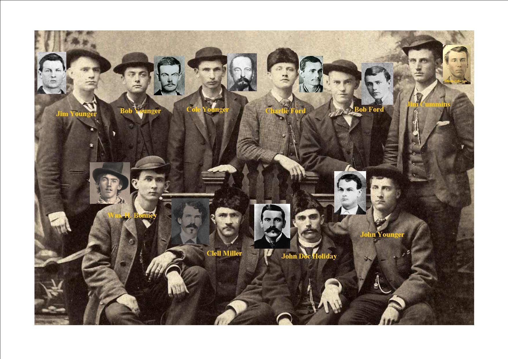 Gang of 10