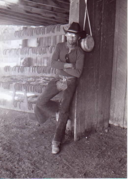 Richard A. Jones East Moreno Ranch, NM