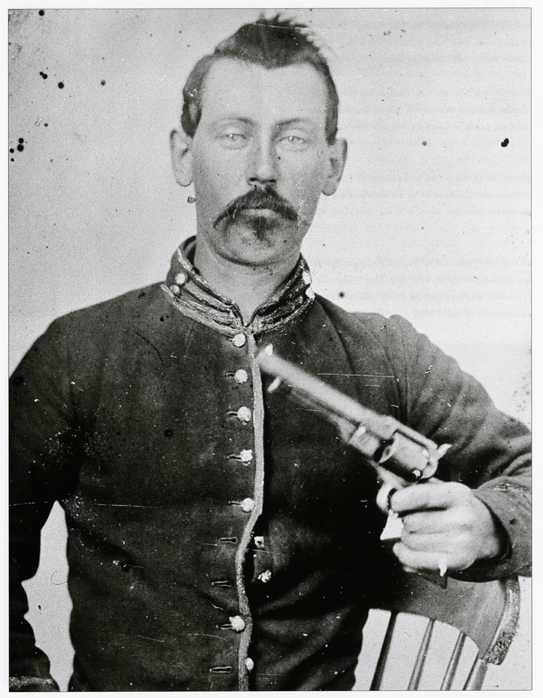 James Andrew Dick Liddil 1852 - 1901 - Genealogy