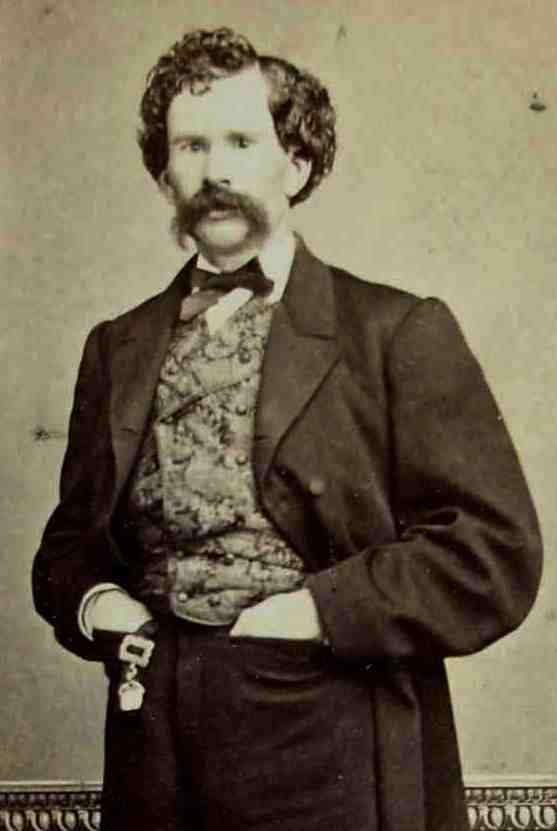 John Wilkes Booth Jesse James Photo Album